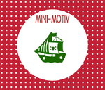Mini Motiv ♥ Piratenschiff